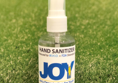 JOY Hand Sanitizers